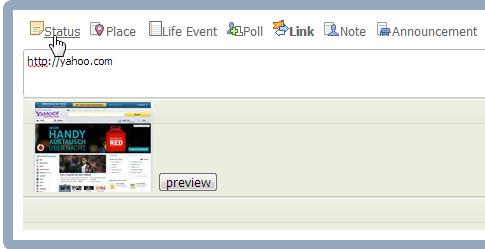 Link Previews