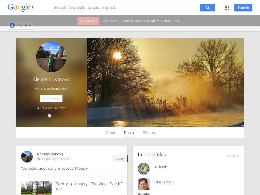 Google+ & Facebook Like WordPress Gallery (Voted Best 2014)