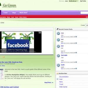 go-green-cms